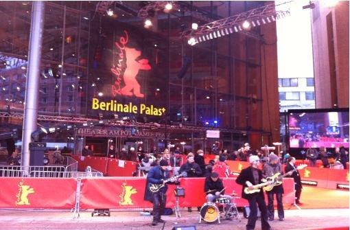 Berlinale. Schon wieder.