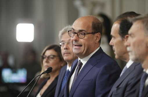 Neue Regierung in Rom steht in den Startlöchern