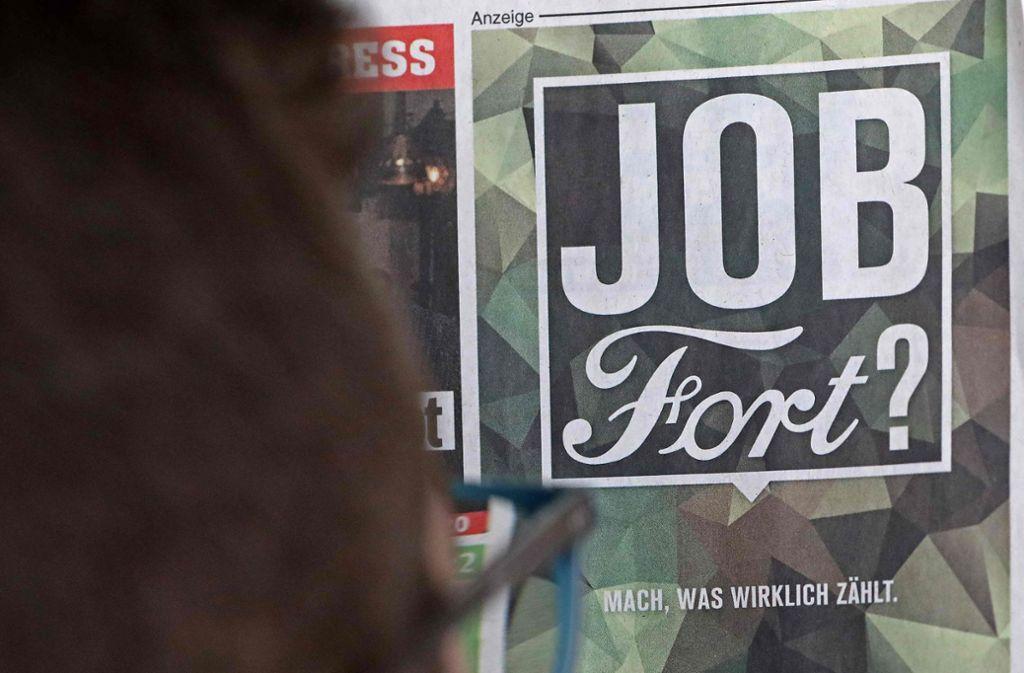 Ford hatte Mitte März angekündigt, 5000 Stellen in Deutschland zu streichen. Foto: dpa