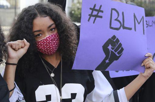 Wie aus Black Lives Matter eine mächtige Protestbewegung wurde
