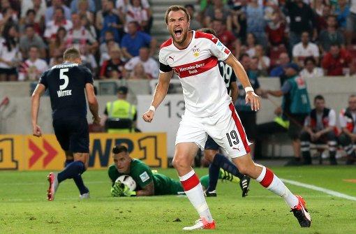 Der VfB zeigt Angst vor dem Fußballspiel