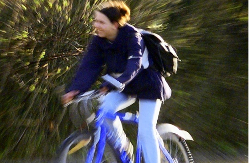 Fahrrad Schule Unterricht