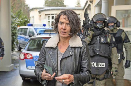 Lena Odenthal gegen die Drohnen