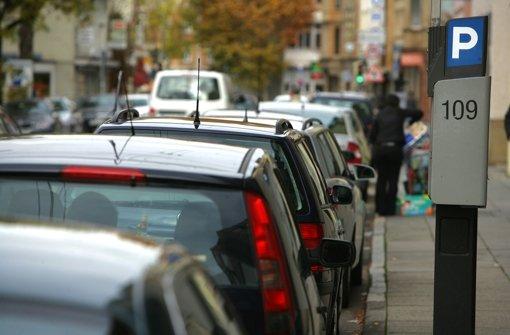 Parken wird in der Stadtmitte teurer