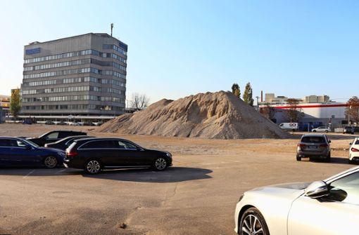 So steht es um das Projekt an der Heilbronner Straße