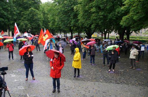 Gewerkschaftler stellen sich gegen rechts