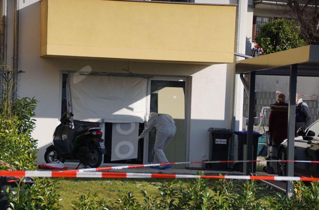 Das Unglück ereignete sich in einem Neubau. Foto: Andreas Rosar Fotoagentur-Stuttgart