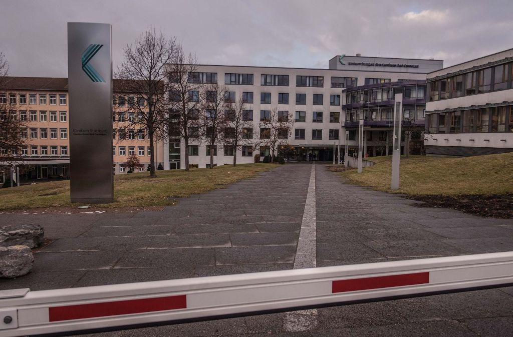 Im Krankenhaus Bad Cannstatt wurden hochresistente Keime bei Patienten festgestellt Foto: Lichtgut/Max Kovalenko