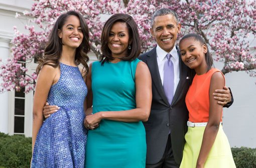 Neues Foto der First Family