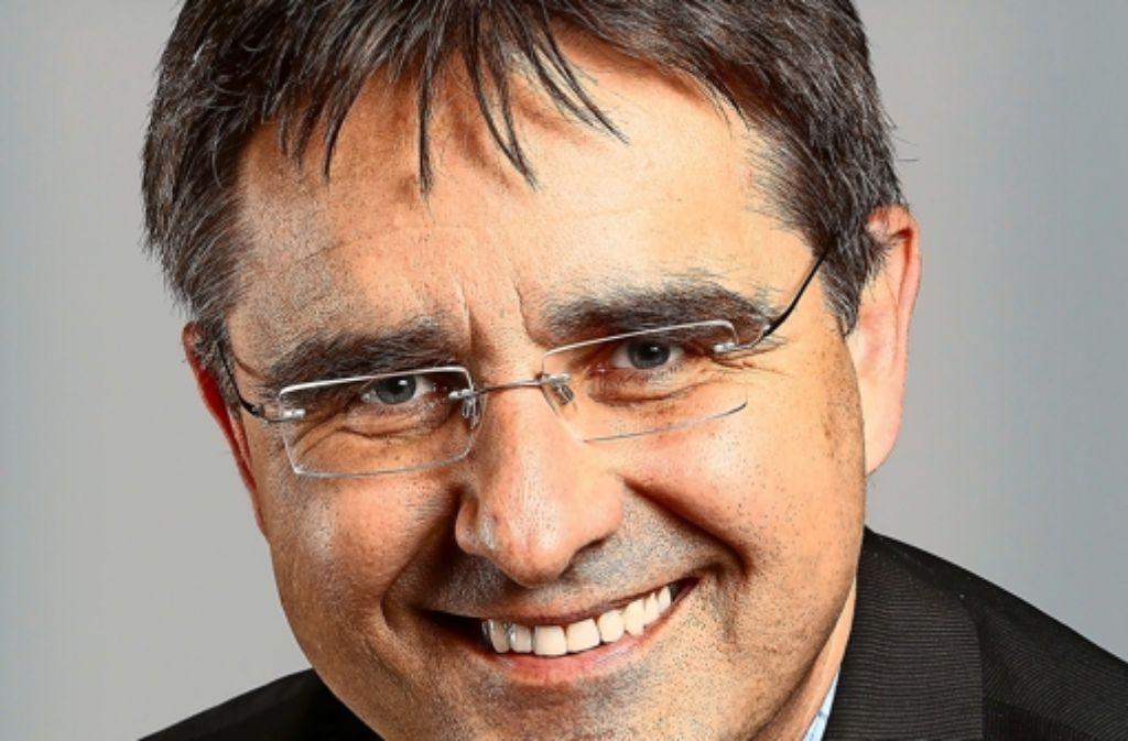 Pocht auf politische Meinungsfreiheit: Stefan Fulst-Blei. Foto: StZ