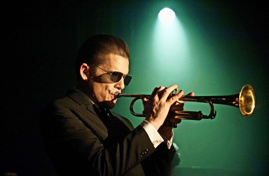 Ethan Hawke als Jazzlegende Chet Baker: cool und kaputt Foto: Alamode