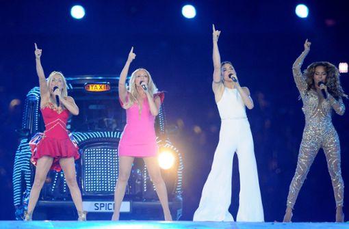 Band plant offenbar Tournee ohne Victoria Beckham