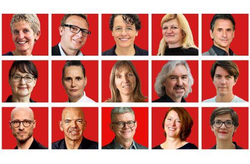 15 Stuttgarter Kulturmenschen und ein turbulentes Corona-Jahr