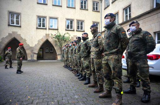 Stadt stellt zweiten Amtshilfeantrag an die  Bundeswehr