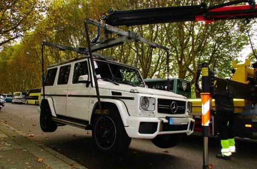 Ein Twitterpranger für Stuttgarter Falschparker