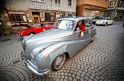 Autos mit Geschichte(n)