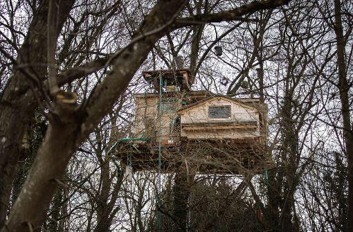 Futterplatz für Vögel droht der Abriss