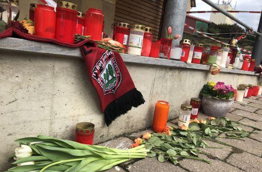 Rot am See nimmt Abschied von  sechs Toten