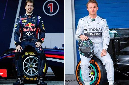 Formel-1-Teams stellen neue Boliden vor