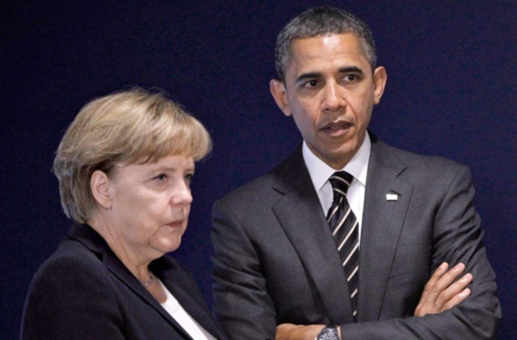 Sicheres Geleit für Snowden in Deutschland? Unwahrscheinlich, denn die Bundesregierung will es sich mit den USA nicht verderben. Berlin und Washington sind um eine Entschärfung des NSA-Konflikts bemüht. Foto: dpa