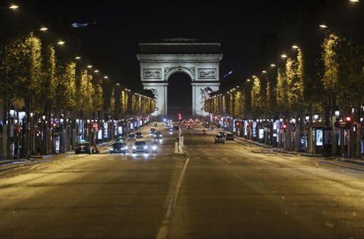 Frankreich droht zweiter Corona-Lockdown