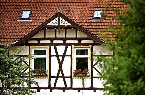 Neues Dorfhaus soll alt aussehen