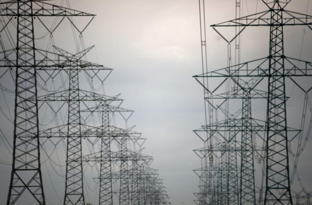 Die Stromtrasse SuedLink soll 800 Kilometer lang werden. Foto: dpa