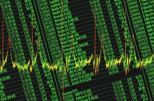 Viele Kursexplosionen auf dem Aktienmarkt