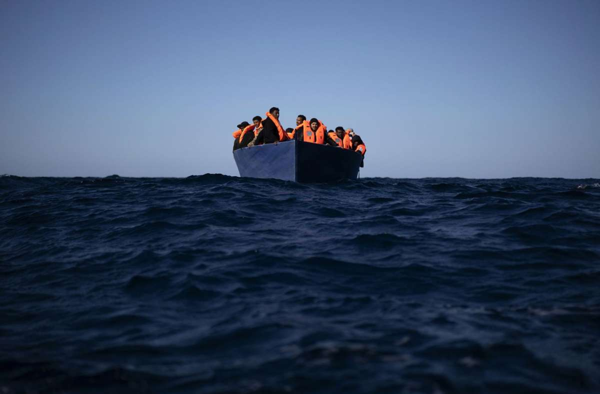 Zwischen 2500 und 7500 Euro kostete ein humanitäres Visum für Belgien. Foto: dpa/Joan Mateu