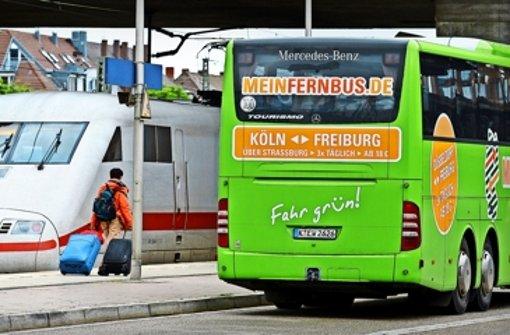 Grube fordert Maut für Fernbusse