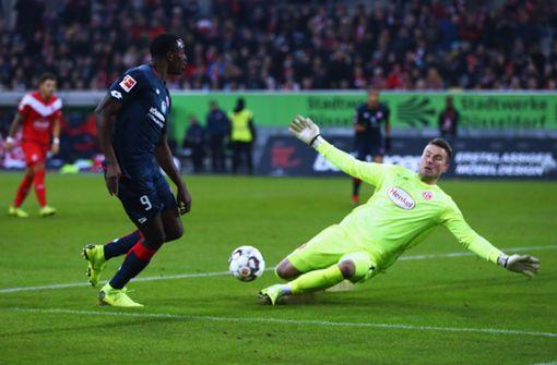 Mainz siegt und verpasst Düsseldorf herben Rückschlag