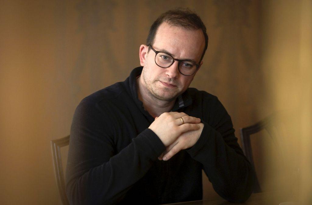 Norddeutscher mit subversivem Humor: Daniel Behle Foto: Lichtgut/Leif Piechowski