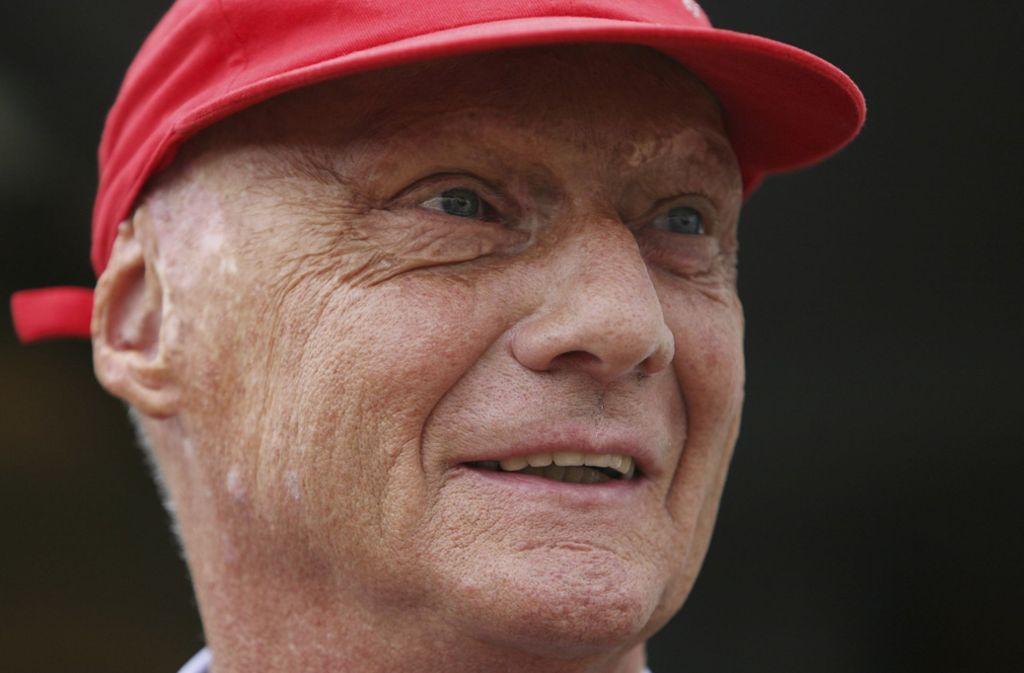 Niki Lauda ist am 20. Mai 2019 gestorben (Archivbild). Foto: AP/Maya Hitij