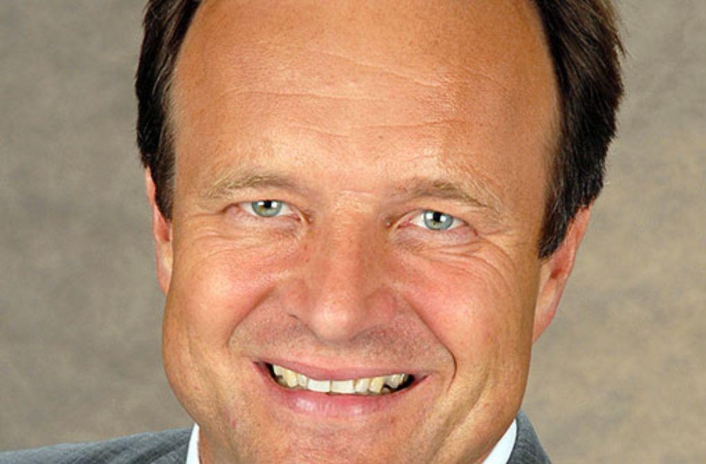 Ludwigsburgs Oberbürgerbürgermeister Werner Spec (CDU). Foto: Privat