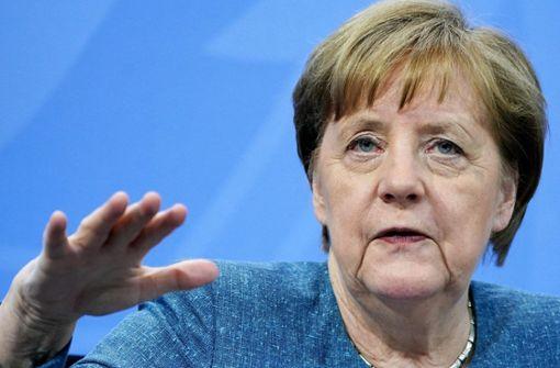 Bundeskanzlerin Merkel: Impfungen für alle spätestens ab Juni