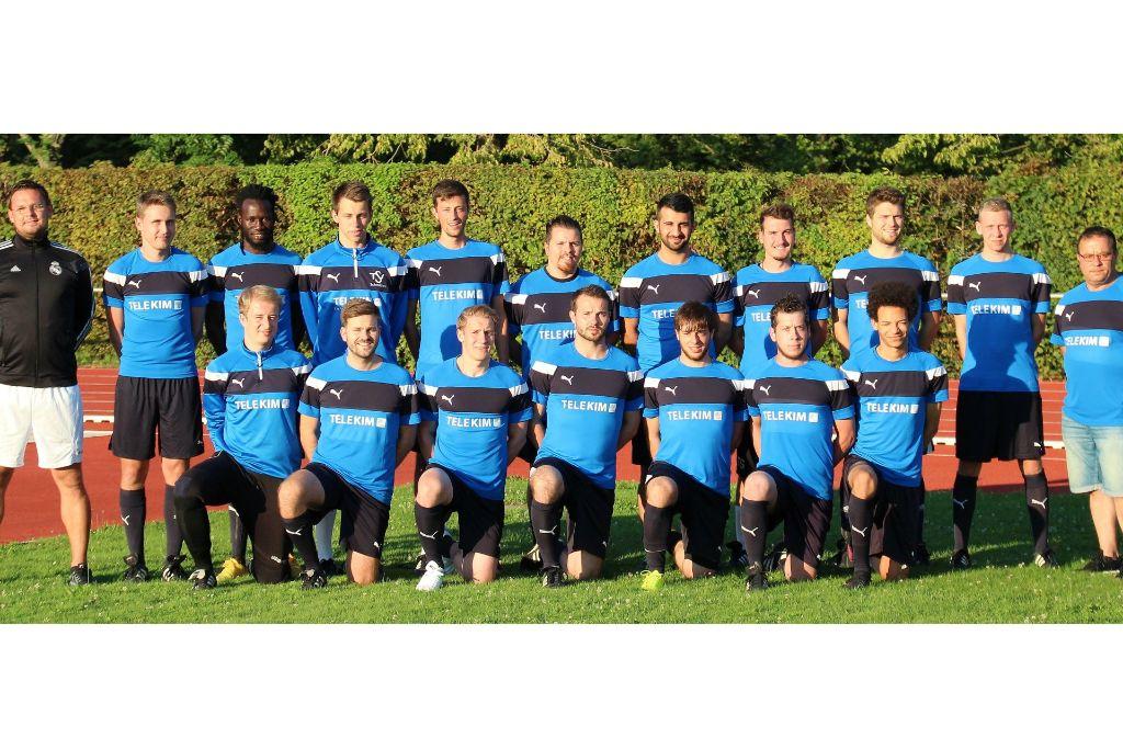 Das Team des TSV Schmiden sieht dem Saisonstart in der Kreisliga A entgegen. Foto: Privat