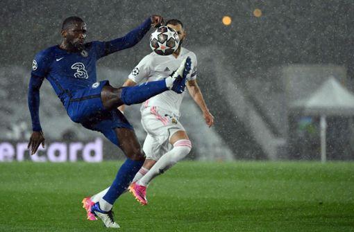 Medien: Jose Mourinho will Antonio Rüdiger zur AS Rom zurückholen