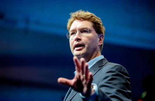 Daimler-Chef Ola Källenius schließt weiteren Stellenabbau nicht aus