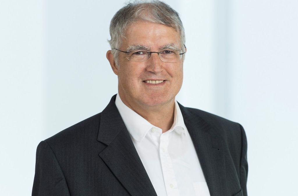 Norbert Heinen, ehemaliger Chef der Württembergischen Versicherung, ist mit 64 Jahren bei einem Unfall ums Leben gekommen. Foto: Württembergische/www.andy-ridder.de