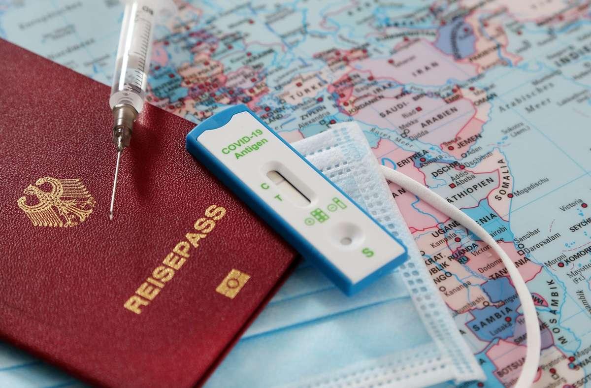 Geimpft? Getestet? In Europa gelten unterschiedliche Bestimmungen für Reisende. Foto: Avanti/Ralf Poller