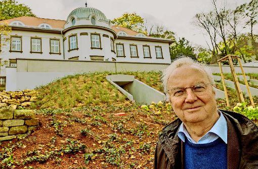 Martin Klumpp ist Überzeugungstäter im Namen des Lebens