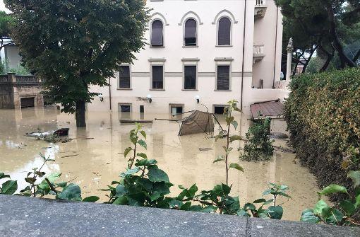 Fünf Tote durch Unwetter in der Toskana