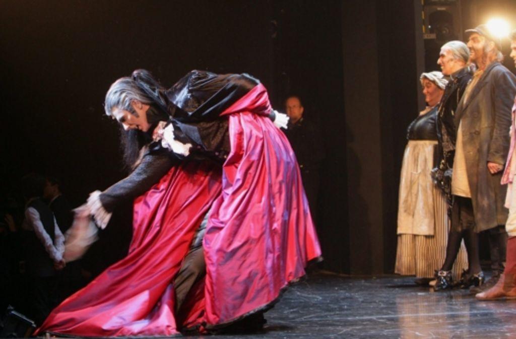 """Die StZ-Leser haben gewählt: """"Tanz der Vampire"""" ist ihr Musical Nummer eins. Foto: Achim Zweygarth"""