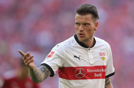 VfL Wolfsburg buhlt um Daniel Ginczek