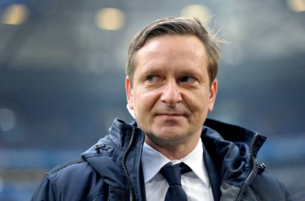 Schalkes Sportvorstand Horst Heldt Foto: dpa