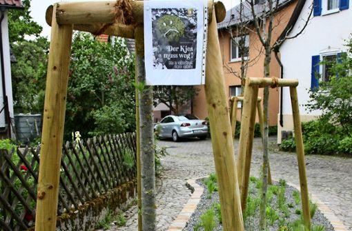 Gegen die Verschotterung der Vorgärten