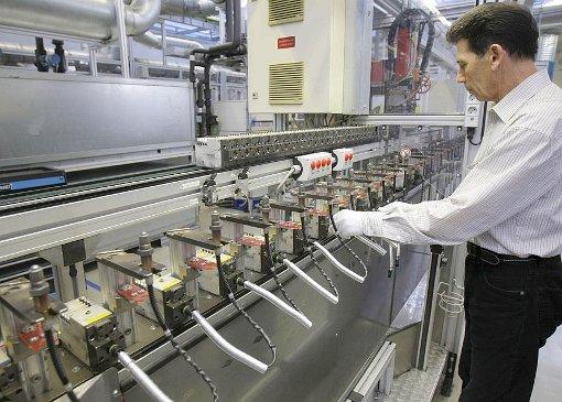 Bosch schließt Standort Rutesheim