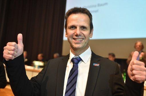 Bernd Kölmel will zur Landtagswahl antreten