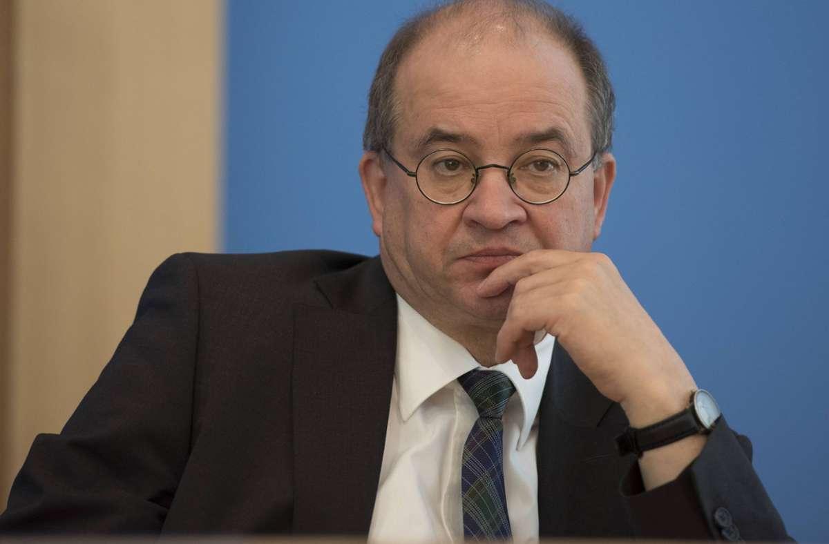 Unionsfraktionsvize Arnold Vaatz kritisiert Polizei und Politik. Foto: imago/Jens Jeske/imago stock&people