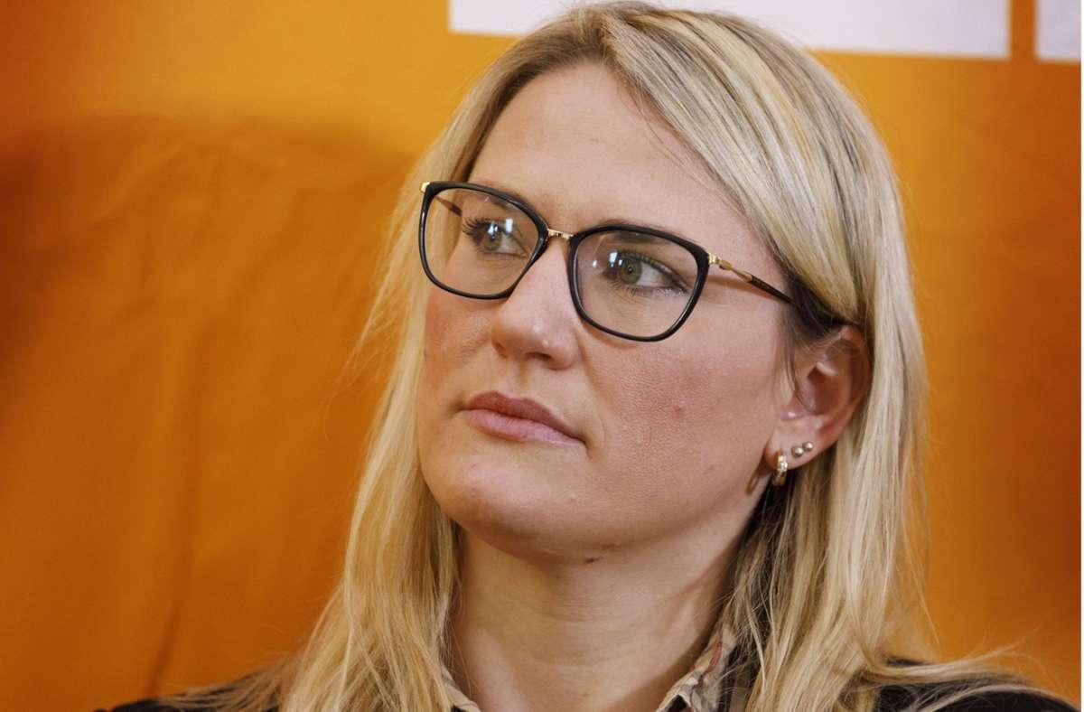 Christina Stumpp will bei der Bundestagswahl das Direktmandat für die CDU im Wahlkreis Waiblingen holen. Foto: Gottfried Stoppel/Gottfried Stoppel